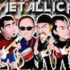 Metallica Fan Cartoon