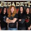 Megadeth azi