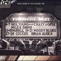 Live at the Fillmore East CD DVD