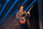 Poze Daniel Cavanagh in concert acustic pe 15 aprilie la Hard Rock Cafe (User Foto)