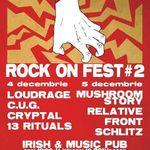 Rock On Fest editia 2 la Cluj Napoca!