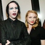 Marilyn Manson s-a impacat cu Evan Rachel Wood