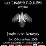 Highlight Kenosis si Za Duff concerteaza in 100 Crossroads