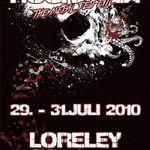 Sacred Reich si Benediction confirmati pentru Rockarea 2010