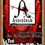 Audiogram concerteaza in Cluj-Napoca