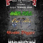 Overkill, Obituary si Cannibal Corpse concerteaza in Turcia