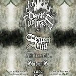 Dark Fortress si Serpencult in turneu european