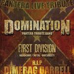 Concert in memoria Dimebag Darrell (Pantera) astazi in Live Metal Club!