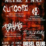 Metal X Mas Party la Zalau