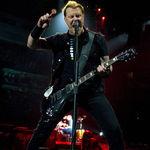 James Hetfield devastat de faptul ca nu exista Mos Craciun