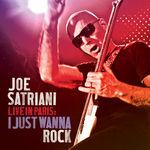 Detalii despre viitorul DVD Joe Satriani