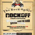 Finala The Rock Battle pe 24 Ianuarie in Fire Club