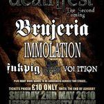Brujeria si Immolation confirmati pentru Deathfest 2010