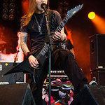 Alexi Laiho (Children Of Bodom) canta piese Guns N Roses si Metallica (video)