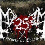 Mayhem anunta un nou turneu in Aprilie