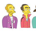 Coldplay si-au facut aparitia in serialul The Simpsons
