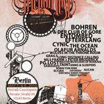 Entombed si Cynic confirmati pentru Friction Fest 2010