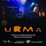 Urma in concert in Cluj-Napoca
