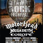 Megadeth si Sonic Syndicate confirmati pentru Getaway Rock 2010