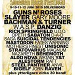 Guns N Roses confirmati pentru Sweden Rock 2010