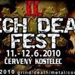 Grave confirmati pentru Czech Death Fest
