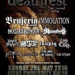 Negura Bunget confirmati pentru Deathfest - The Second Coming