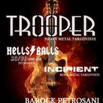 Trooper concerteaza in Petrosani