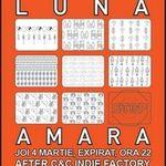 Concert Luna Amara in Expirat