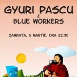 Concert Ioan Gyuri Pascu si Blue Workers in Hard Rock Cafe