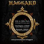 Haggard transmite un mesaj fanilor din Romania
