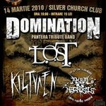 Tribut  Pantera diseara in Silver Church
