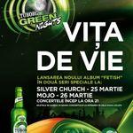 Vita De Vie lanseaza noul album in doua seri speciale