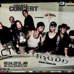 Concert Truda, Act si First Division la Fabrica