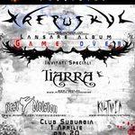 Concert Krepuskul in club Suburbia