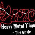 Saxon lanseaza Heavy Metal Thunder - The Movie