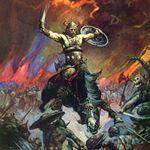 Kirk Hammet a cheltuit un milion de dolari pentru un tablou cu Conan