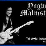 Yngwie Malmsteen canta pentru prima data in Israel