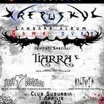 Concert Krepuskul, Tiarra, First Division si Kistvaen joi in Suburbia