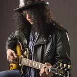 Slash a devenit realizator de emisiune radio (video)