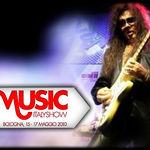 Yngwie Malmsteen este cap de afis pentru World Guitar Exhibition