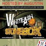 Concert White Ash si Stonebox in Club Mojo din Bucuresti