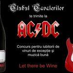 Clubul Cavalerilor te trimite gratis la concertul AC/DC