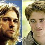 Robert Pattinson ar putea juca in rolul lui Kurt Cobain