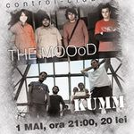 Concert Kumm si The MOOoD in Club Control din Bucuresti