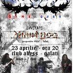 Concert Krepuskul in Club Abyss din Galati