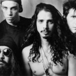 Soundgarden vor concerta in Seattle