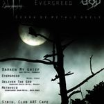 Concert Darken My Grief la Art Cafe din Sibiu