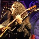 Poze cu Haggard in concert la Cluj-Napoca
