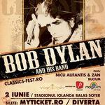 Nicu Alifantis & Zan si Bucium canta in deschiderea concertului Bob Dylan