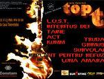 Bucium si Legion confirmati pentru Top T Buzau 2010